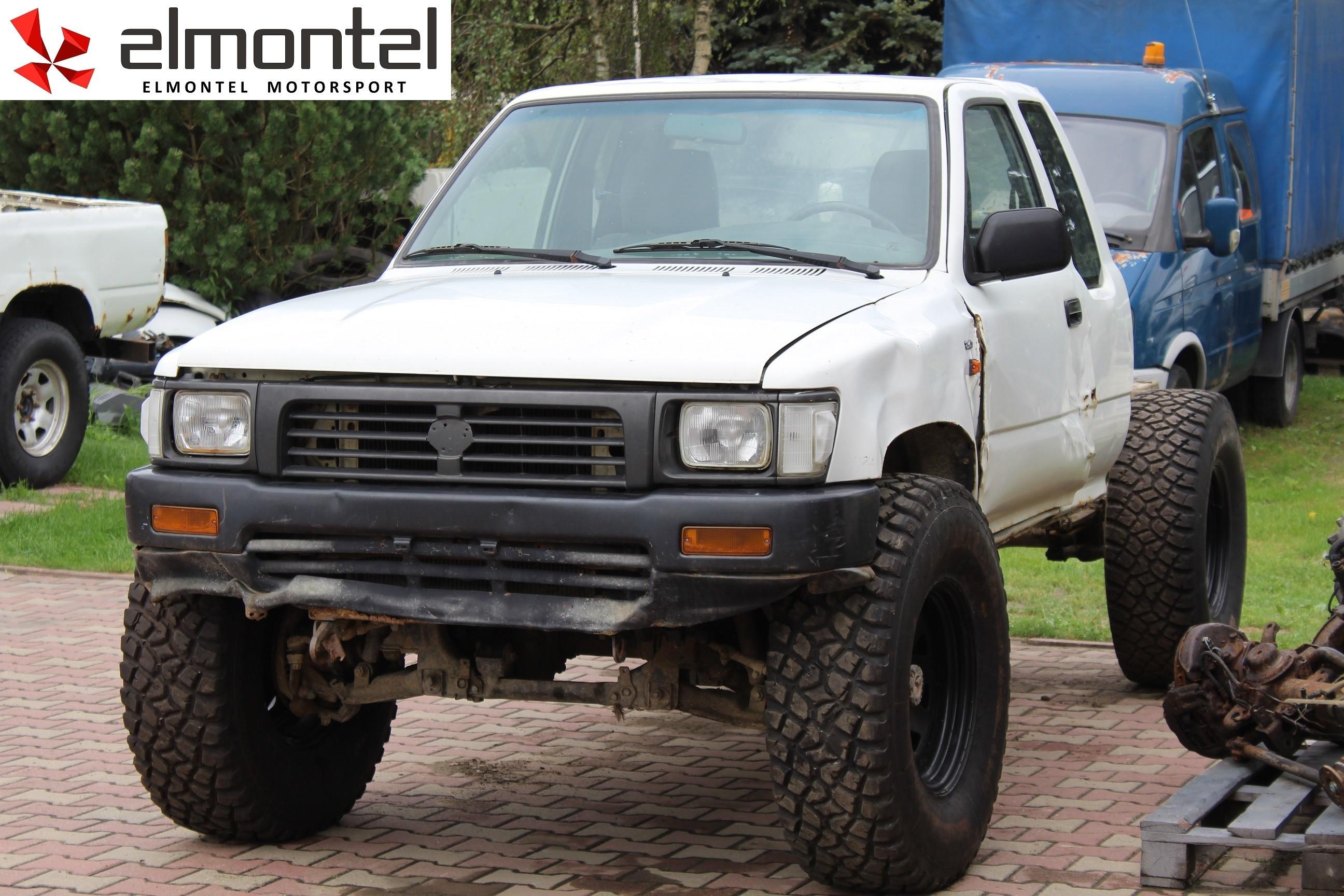 VW Taro 4x4 2,4D 1996