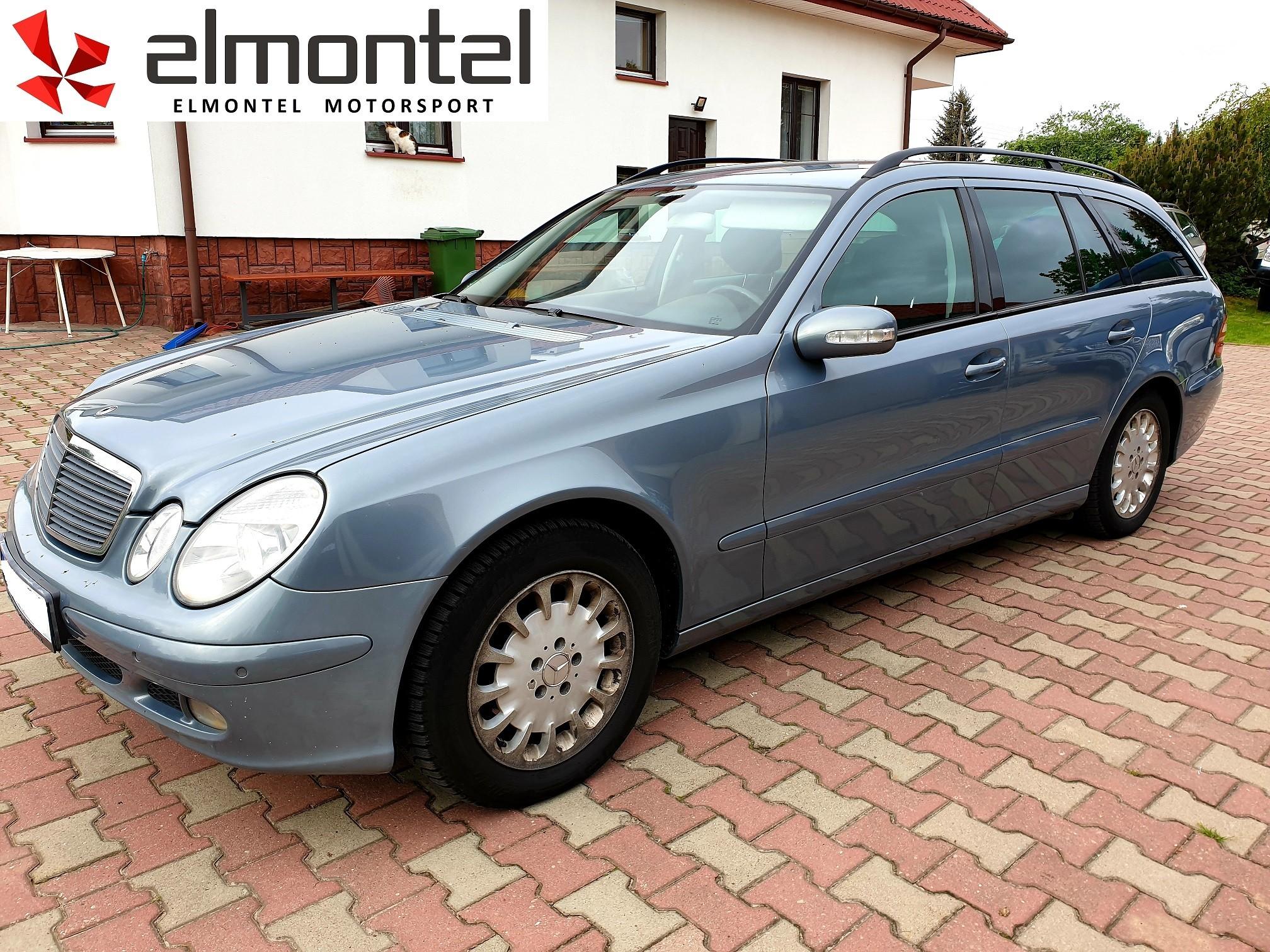Mercedes-Benz E280 3.0 V6 CDI 190 KM 2005