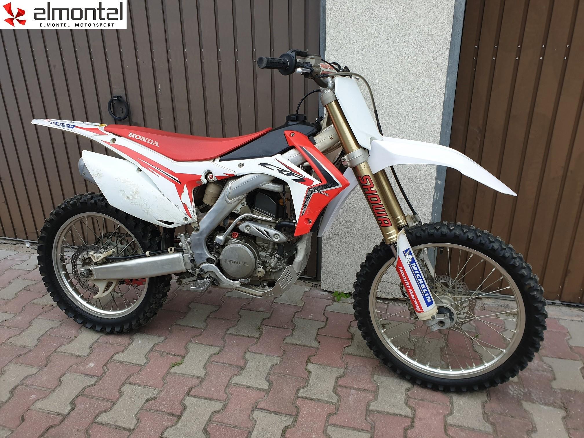 HONDA CRF 250 R 45KM - 2014